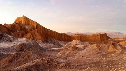 Valée de la Lune - Atacama#1