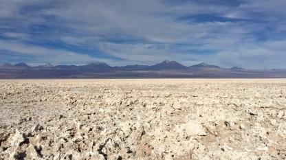 Salar de Bolivie