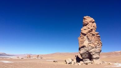 Roches du désert Atacama